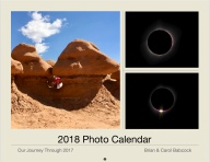 Sample Calendar Cover