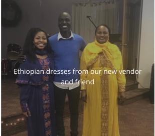 Uduk Hope dresses